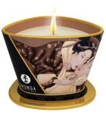 Shunga Heady Chocolate Massage Candle