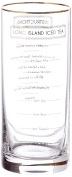 Marquis by Waterford Vim and Vigour Recipe Hiball (Set of 4), Clear