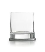 Arte Italica Milano Double Old Fashioned Glass, Clear