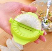 HaoYiShang Super Convenient Kitchen Dumpling Tools Dumpling Maker Device DIY Jiaozi Mould Kitchen Gadgets