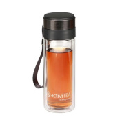 Adagio Teas 300ml ActiviTEA Portable Tea Infuser and Tumbler