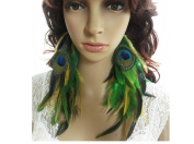 Earrings for Teen Girls Cheap Chain Peacock Womens Earrings Clearance