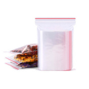 500PCS 4*6cm Clear Ziplock Bags Small Poly Bag Reclosable Bags Plastic Baggies for Candy And Food