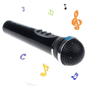 Music Toy,Malloom Girls Boys 19cm Microphone Mic Karaoke Singing Kid Funny Gift Music Toy