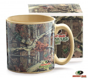 Mossy Oak Camouflage 380ml Coffee Mug with Gift Box Great for Hunters