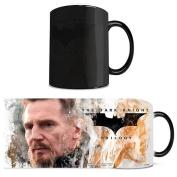 Morphing Mug Batman Dark Knight Trilogy (Ras Al Ghul) Ceramic Mug, Black