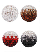 Pack of 5 Pieces EUDORA Harmony Balls Angel Caller Chime Ball for 16mm Locket Pendants