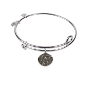 SOL 230108 I Love NY, Bangle Sterling Silver Plated