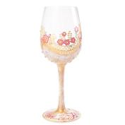 Lolita Glassware Maid Of Honour Wine Glass (4054085), 23cm , Multicolor