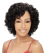 MilkyWay Que OPRAH 3PCS Human Hair MasterMix Weave Extension #OTPURPLE
