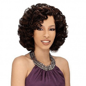 MilkyWay Que SPIRAL ROLL 3PCS Human Hair MasterMix Weave Extension #OTPURPLE