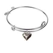 SOL 230104 Wife, Bangle Sterling Silver Plated