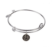 SOL 230093 Mermaid, Bangle Sterling Silver Plated