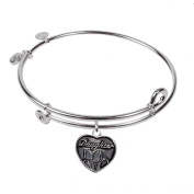 SOL 230077 Daughter, Bangle Sterling Silver Plated