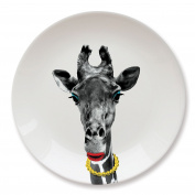 Mustard Wild Dining - Giraffe - Fun Dinner Plates