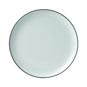 Royal Doulton Bread Street Dinner Plate, 27cm , White