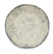 Arte Italica Giulietta Dinner Plate, Cream