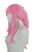 Epic Cosplay Princess Pink Pre-styled Ponytail Wig