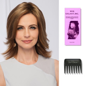 Top Perfect by Gabor, Wig Galaxy Hair Loss Booklet, & Wide Tooth Comb. (Bundle - 3 Items), Colour Chosen