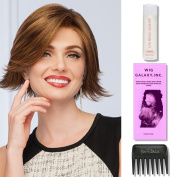 Dare to Flair by Gabor, 60ml Travel Size Wig Shampoo, Wig Galaxy Hair Loss Booklet, & Wide Tooth Comb (Bundle - 4 Items), Colour Chosen