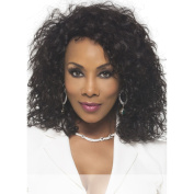 ORIA (Vivica A. Fox) - Remy Human Hair Full Wig in JET BLACK
