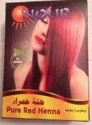 Nour Pure Red Henna 210ml / 200 gr