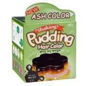 NEW! EZN Shaking Pudding Hair Colour Korean Product- Ash Khaki 4.31