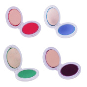 FTXJ Classic Style Temporary Hair Dying Powder Colourful Disposable Hair Highlights