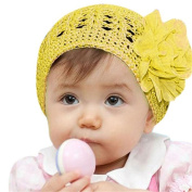 Doinshop Colourful Baby Kids Flower Headband Hair Bow Band Accessories Headwear