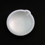 250 Gramme Quartz Silica Smelting Bowl Dish Melting Crucible For Gold Silver Metal