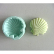 Pinkie Tm Shell Handmade natural soap silicone mould form for soap Clay mould Salt carving silica gel mould wholesale