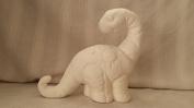 Softy Dinosaur 20cm ready to paint ceramic bisque