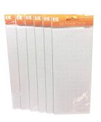 3D Foam Tapes- Big Circle- 6 Sheets
