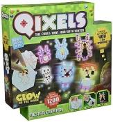 New QIXELS Glow-in-The Dark Design Creator Toy