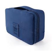 HOT Waterproof Toiletry Bag Toiletry Travel Kit Organiser Accessory Toiletry Cosmetics Medicine Makeup Bag Shaving Travel Kit Case