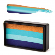 Silly Farm Rainbow Cakes - Mermaid Arty Brush Cake