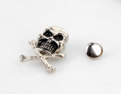 20 pcs skull rapid rivet leather rapid rivet leather craft decoration rivet #2817