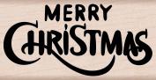 Hero Arts H6178 Merry Christmas Calligraphy Card Making Kit
