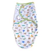 Summer Unisex Baby SwaddleMe Cotton Newborn Wrap Sleepsack, 0 to 3 Months