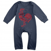 Cute Baby Romper Jumpsuit Sriracha Awesome Sauce Fashion Long Sleeve Clothes