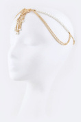 Chic Chelsea Layerd Pearls Iconic Head Chain