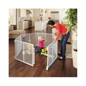 Cherry Queen Portable Play Yard Baby Playpen Safety Gate Indoor Toddler Infant Outdoor