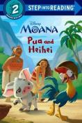 Pua and Heihei (Step Into Reading