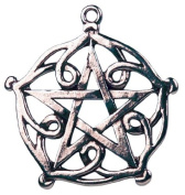 Pentagram of Brisingamen for Charm & Beauty Celtic Sorcery Amulet Talisman Pendant