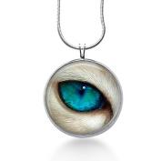 Eye Necklace- Third Eye Necklace-evil Eye -Owl Eye Pendant,Fashion Jewellery