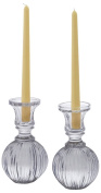 Go Home Pair of Cool Candleholders