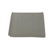 LinenMe Stone Washed X4 Napkins, 50cm by 50cm , Taupe
