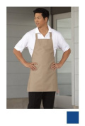 Uncommon Threads Unisex Adjustable No Pocket Restaurant Bib Apron