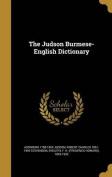The Judson Burmese-English Dictionary