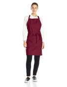 Uncommon Threads Women's ADJ Butcher Apron 2 Section Pocket